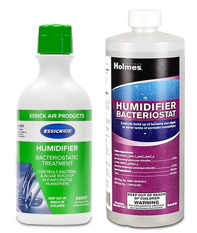 Humidifier Bacteriostat Treatment