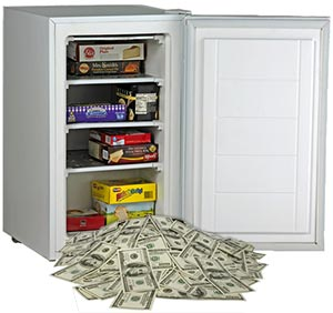 Extra Freezer Can Save You Money